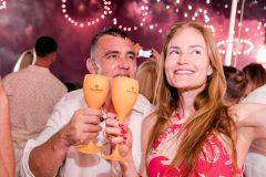 Fabio Villella e Valeria Aragao