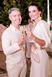Jayme Drummond e Andrea Natal
