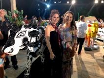 Bia Soares e Patrícia Macêdo