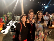 Neuma Figueiredo, Bia Soares e Patrícia Macêdo