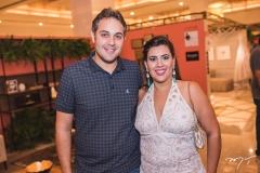 Bruno e Mirian Bastos