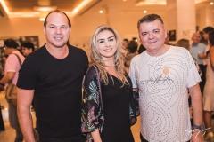 Freitas Junior, Jaqueline Maia e Omar de Albuquerque