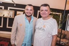 Henrique Morais e Omar de Albuquerque