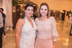 Mirian e Denise Bastos