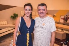 Rafaela Tomás e Omar de Albuquerque