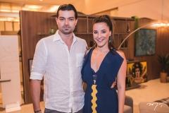 Rodrigo Laureano e Rafaela Tomás