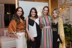 Fernanda Levy, Juliana Rolim, Priscila Levy e Erica Dantas