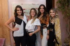 Juliana Rolim, Bruna Magalhães, Fernanda Levy e Erica Dantas