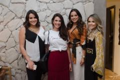 Juliana Rolim, Milena Holanda, Fernanda Levy e Erica Dantas