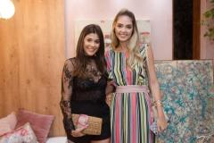 Monica Pinto e Priscila Levy