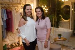 Renata e Ana Cecília Franco