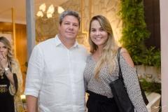 Rivana e Bob Santos