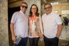 Afranio, Rosario Pedrosa e Castelo Camuça
