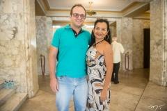 Carlos Cleiton E Maria Nazar