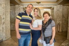 George Dantas, Rebeca Torres E Zailite Teixeira