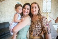 Livia, Paula E Solange Valente