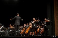 Show da Orquestra Contemporânea Brasileira com David Valente