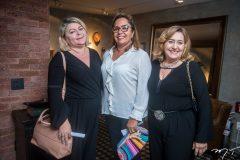 Darlete martins, Zoraide Braga e Neucy Morais