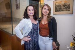 Lucy Ribeiro e Elmer Aragão