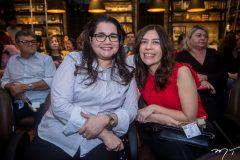 Maruzia Crisóstomo  e Rachel Melo