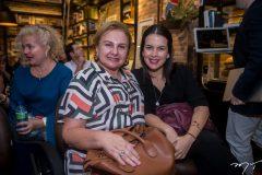 Valéria vasconcelos e Carolina Paes