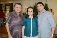 Omar Albuquerque, Denise Braga e Pablyto Leivio