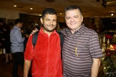 Sérgio Ripardo e Omar Albuquerque