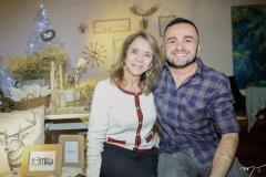 Sofia Linhares e Ramiro Mendes