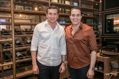 Andrade Mendonça e Francisco Campelo