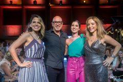 Ana Carolina Fontenele, Raphael Sahyoun, Nicole Pinheiro e Ana Paula Daud