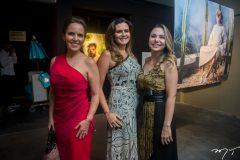 Ana Maria Ximenes, Ivana Bezerra e Adriana Queiroz