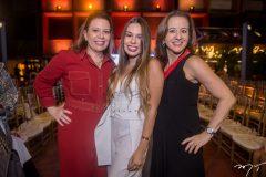 Ana Zélia, Eduarda Gadelha e Germana Mendes