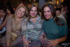 Andréa Delfino, Martinha Assunção e Ana Virgínia Martins