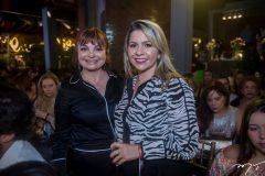 Cris Leite e Joilza Jacó