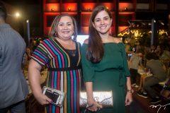 Fabiola Perdigão e Márcia Idelfonso