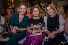 Gaída Dias, Tane Albuquerque e Maíra Silva