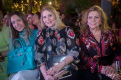 Lissa, Morgana Dias Branco e Efigênia Pimentel