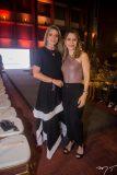 Michelle Aragão e Carla Nogueira