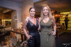 Nicole Pinheiro e Ana Paula Daud