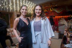 Nicole Pinheiro e Patrícia Macêdo