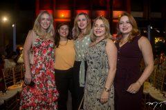 Sarah Albuquerque, Marina Ribeiro, Vera Ribeiro, Beatriz Viana e Manuela Viana