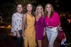 Tereza Morais, Neusa Rocha, Germana-Cavalcante e Márcia Andréa
