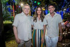 Dr. Sulivan Mota, Manu Távora e João Vitor Furtado