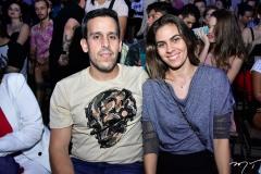 Alexandre e Renata Vale