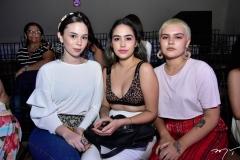 Beatriz Soares, Mariana Lopes e Sofia Rangel