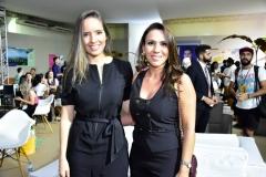 Giselle Bezerra e Shamara Fernandes