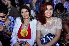 Lúcia Ribeiro e Patricia Porto