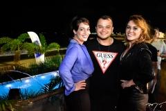 Ragel Xaib, Henrique-Moraes e Katia Moraes