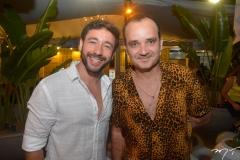 Junior Fernandes e Marcelo Nobre