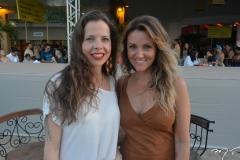 Ursula Carvalho e Liana Braga